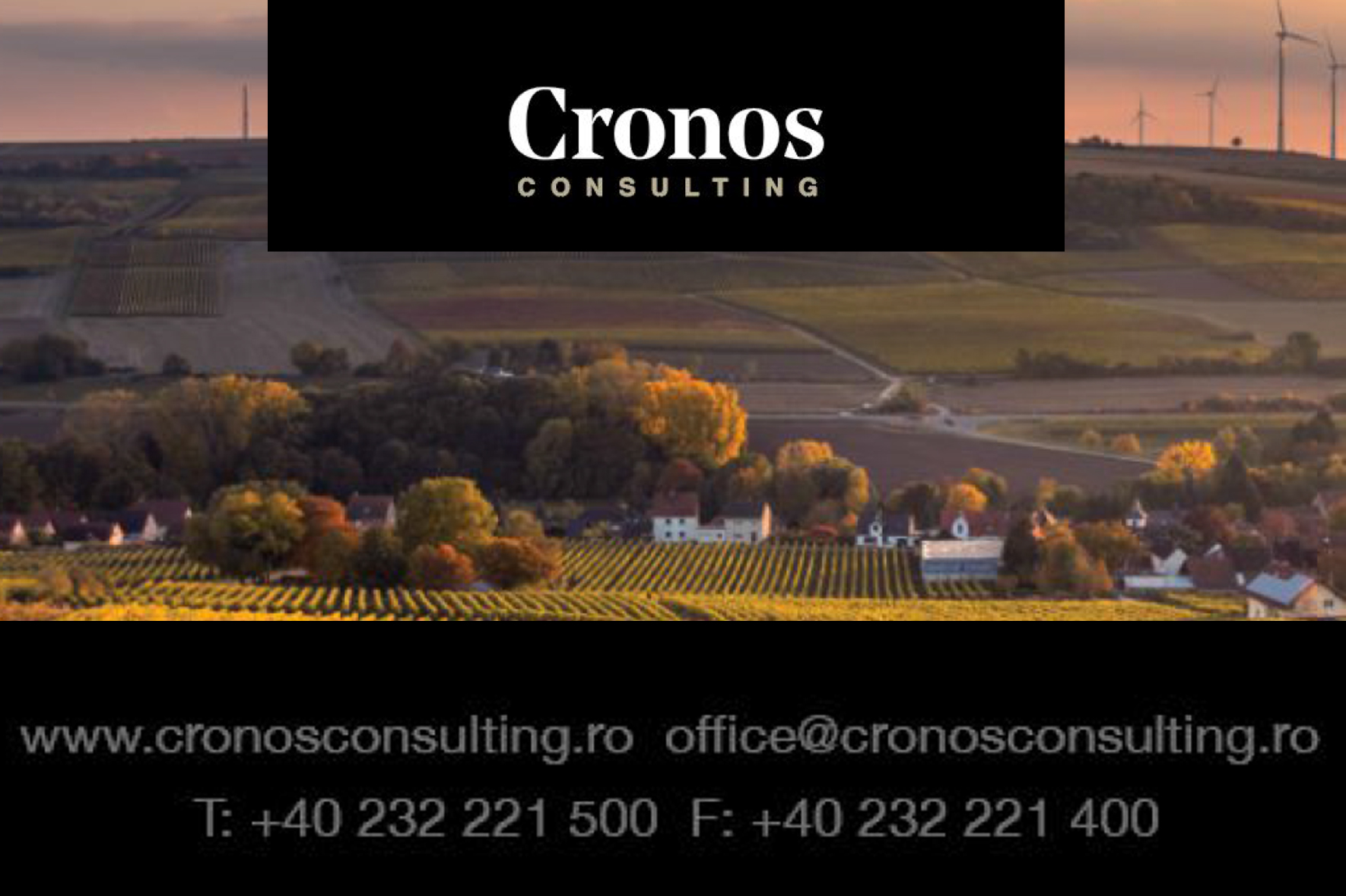 Cronos Consulting